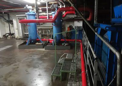 Systemy filtracji oleju